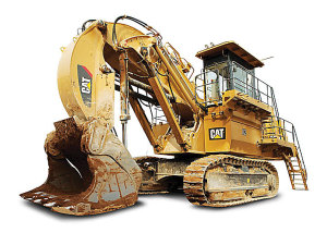Caterpillar manufactures and sells heavy machinery for the construction and other industries.   Caterpillar has only increased dividends for 21 years, but is on track to become a Dividend Aristocrat in 2018. Photo courtesy Caterpillar website.