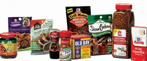 Spice company McCormick & Company has increased dividends since 1987. Photo courtesy McCormick & Co. website.