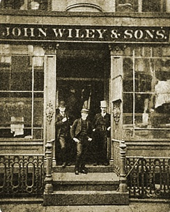 John Wiley Dividend Growth